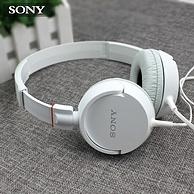 SONY索尼 mdrzx310可折叠耳机