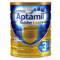 Aptamil 爱他美 金装 3段婴幼儿奶粉 900g*6罐