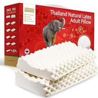 泰国第一乳胶品牌:Taipatex 天然乳胶枕 高低组合款
