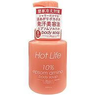 适合凑单,Hot Life 发热沐浴露 500ml