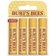 凑单品: BURT'S BEES 小蜜蜂 蜂蜡润唇膏 4支装