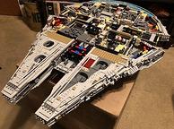 LEGO 乐高 星球大战终极收藏家系列 75192 千年隼