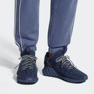 2双!adidas阿迪达斯 TUBULAR DOOM SOCK PK 男款休闲运动鞋