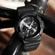 亚马逊最畅销!Casio 卡西欧 G-Shock 男士运动腕表 GAW-100B-1AJF