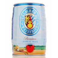 Durlacher 德拉克 小麦啤酒 5L *4件