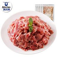 科尔沁 爆炒生牛肉片2斤