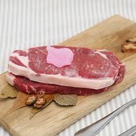 PLUS会员: HONDO BEEF 恒都 西冷牛排 3-4片 500g *4件 +凑单品