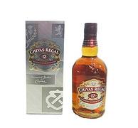 Chivas 芝华士 12年苏格兰威士忌40度 700ml