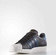 2件!adidas 阿迪达斯 Originals SUPERSTAR 80S 中性款休闲运动鞋