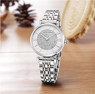 ARMANI 阿玛尼 镶钻满天星系列珍珠贝母石英女士手表 AR1925