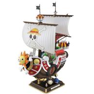 日本 Bandai 万代  海贼王 新世界万里阳光号 拼装模型0171627