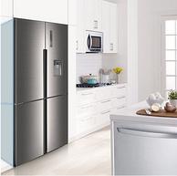 18日0点:Haier 海尔 BCD-471WDEA 471升 变频 多门冰箱
