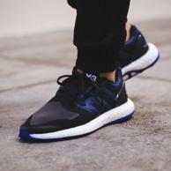 adidas Y-3 Pure Boost 男士 休闲运动鞋