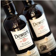 Dewar's 帝王 12年苏格兰调配威士忌 700ml*3瓶