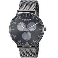 Kenneth Cole New York 男士运动款不锈钢手表