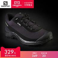 双11预售:Salomon 萨洛蒙 情侣款 户外 徒步鞋FURY 3