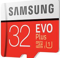 双11预售:SAMSUNG 三星 EVO PLUS MicroSD存储卡 32GB