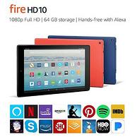 便宜好用,Amazon Fire HD 10 64GB 平板电脑