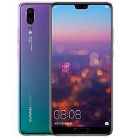 史低,全网通+双卡双待4G!Huawei 华为 P20 智能手机 6GB+64GB 极光色