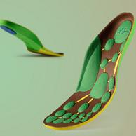 护脚 增高 保膝盖!Tangxiao 专业鞋垫大促