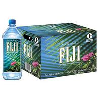 王思聪泡面水,Fiji 斐济 天然矿泉水 1L*12瓶 +凑单品