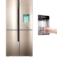 Ronshen容声 460升 十字对开门多门冰箱 BCD-460WVK1FPMR