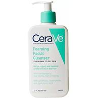 美亚销量第一:CeraVe 保湿有泡沫 水合温和洁面乳 355ml 8.92美元约¥56(京东155元)