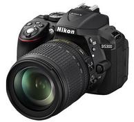 Nikon 尼康 D5300套机(AF-S 18-140mmf/3.5-5.6G ED VR 镜头)
