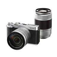 21点抢购:FUJIFILM 富士X-A2 微单套机(XC 16-50mm+XC 50-230mm)