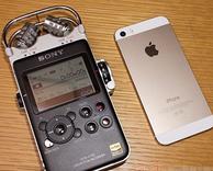 13年旗舰:SONY 索尼 PCM-D100 数码录音棒