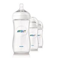 AVENT 新安怡 SCF696/37 Natural系列 PP奶瓶 320ml*3瓶装