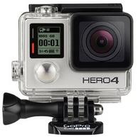 新低!GoPro HERO4 Silver 极限运动摄像机