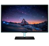 SAMSUNG三星 S24D390HLW 23.6英寸PLS臻彩广视角电脑显示器
