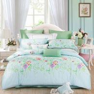 专柜价2折:MERCURY水星家纺 床上用品四件套纯棉1.8米床