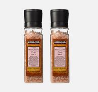 加拿大直邮,Kirkland Signature 科克兰 喜马拉雅红盐 368.5g*2瓶