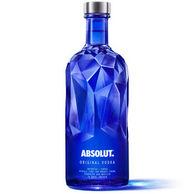 Absolut Vodka绝对伏特加 棱境限量版700ml Plus会员价99元包邮
