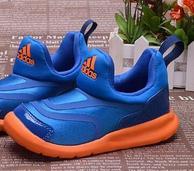 开团!百元小海马!Adidas小海儿童训练鞋KEA51 凑6双约¥100(国内359元/双)