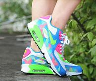 限时特价!Nike耐克AIR MAX 90 女 运动休闲鞋