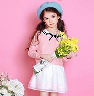 米妮哈鲁 纯棉公主连衣裙 多色 79元包邮