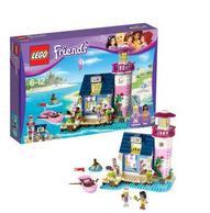 新低!LEGO 乐高 41094 心湖城灯塔