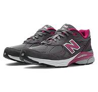 4倍差价:New Balance 女款990V3第三代总统慢跑鞋
