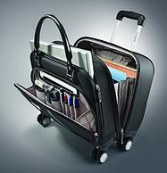 Prime会员,Samsonite 新秀丽 Luggage Spinner Mobile Office 拉杆箱