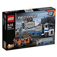 2017年新款,LEGO 乐高 科技组 42062 集装箱码头