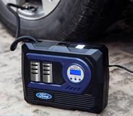 胎压值7KG以下车型均适用!福特 车载充气泵
