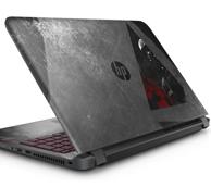 HP 惠普星战纪念特别版 AN051DX 15.6寸笔记本