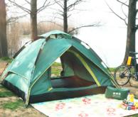 迪威诺 双层全自动速开 野营帐篷 3~4人