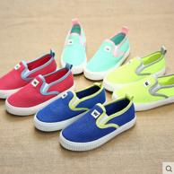 回力 夏季儿童休闲网布鞋
