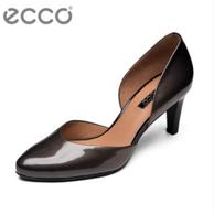 Ecco 爱步 女士阿丽特真皮隔断高跟鞋