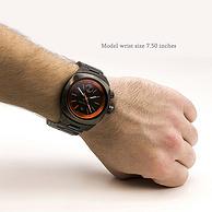 MOVADO 摩凡陀 BOLD系列 男士时装腕表 3600213 269美元约¥1819(京东5093元)