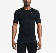 Nike 耐克 2017春新款 COOL COMP SS 男士速干紧身短袖t恤 119元包邮(天猫149元)